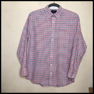Charles Tyrwhitt Weekend Classic Fit Check Size L